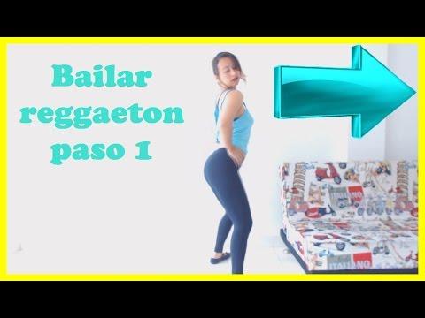 Aprender a bailar reggaeton - Paso 1 - Vídeo 1