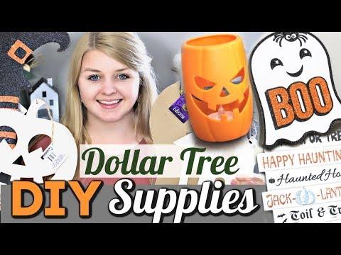 NEW DOLLAR TREE DIY & Craft Supplies | Dollar Store HAUL | Krafts by Katelyn