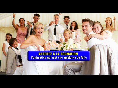 animation mariage thème voyage