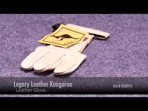 Legacy Leather Kangaroo Leather Glove Review At LancasterArchery.com