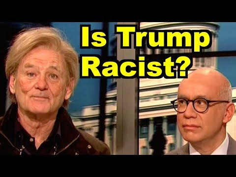 LV Sunday LIVE Clip Roundup - Is Trump Racist? - Bill Murray, John Lewis & MORE!