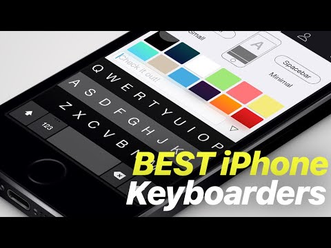 Best iPhone keyboards iOS 12