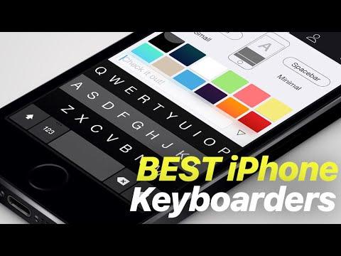 Best iPhone keyboards iOS 12