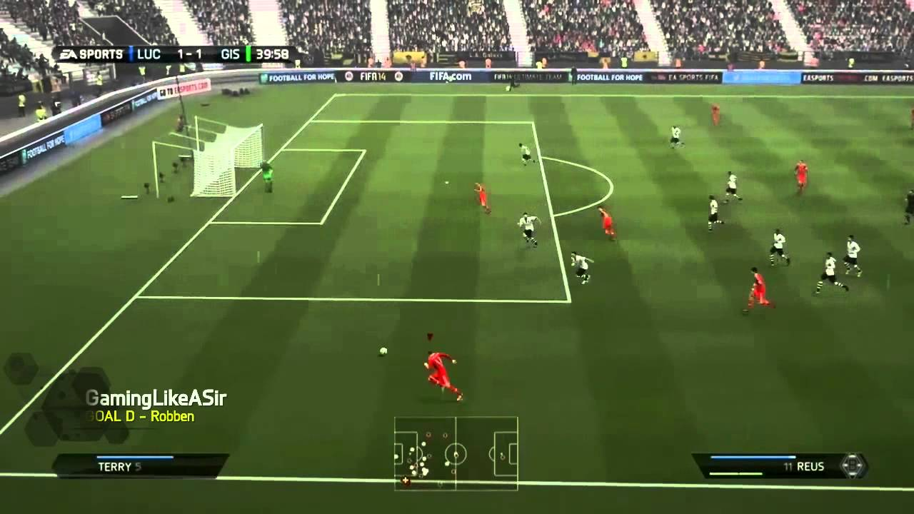 Fifa  Best Goals Of The Week Round