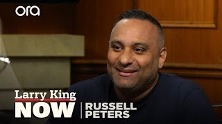 Russell Peters Talks Growing Up in Canada, Global Success, & Hip Hop Roots