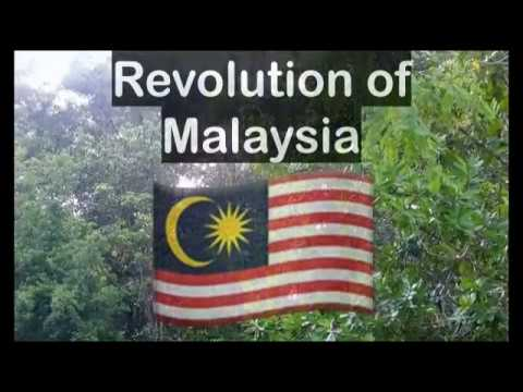 Short Video - Revolution of Malaysia