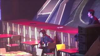 180810 EXO(엑소)-Ka-CHING!(SUHO,SEHUN Focus)full@The EℓyXiOn[dot] In Macao Day1[fancam]