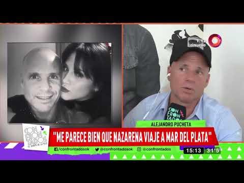 La declaración de amor de Nazarena Vélez a su ex