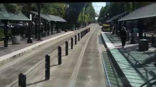 TriMet MAX Green Line Timelapse - Southbound to Clackamas from PSU