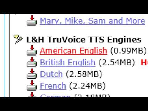 How To Install Speakonia And Microsoft LH Voices + LH Michael and Michelle And LHTTS3000 Comparison