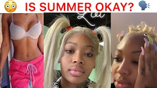 Gambar cover WHAT IS REALLY GOING ON WITH SUMMER WALKER?!