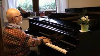 Bertram Eckle:J S Bach Fuge Fis Dur BWV 858