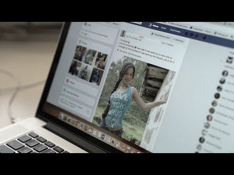 Fake Facebook profiles trolling for prey online (The Investigators with Diana Swain)