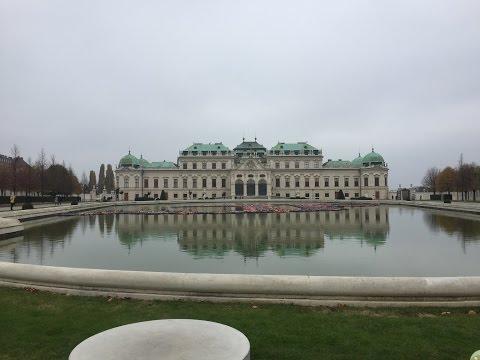 Vienna trip 2016 Travel Guide best bits & R Hansen Band music