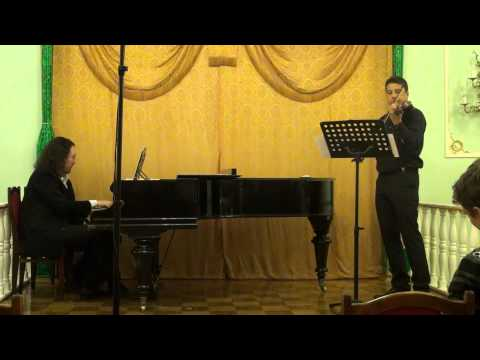 Schubert. Sonata in A minor for violin and piano