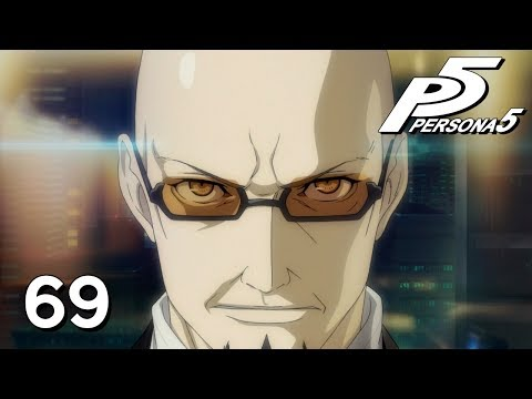 RIVERS IN THE DESERT - Let's Play - Persona 5 - 69 - Walkthrough Playthrough