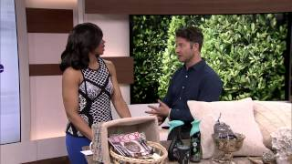 Nate Berkus on how to add 'luxe' to your home decor