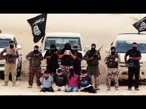 Egypt Ansar militants swear allegiance to ISIL