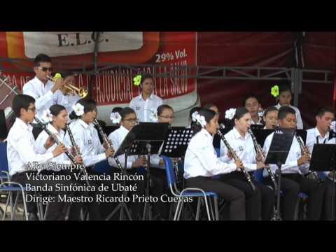 Banda Sinfónica de Ubaté - Alba Siempre