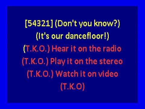 le tigre   tko karaoke