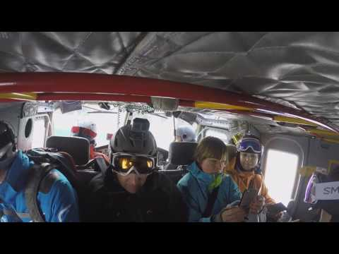 Powder Expedition Revelstoke Heli skiing with Selkirk Tangiers