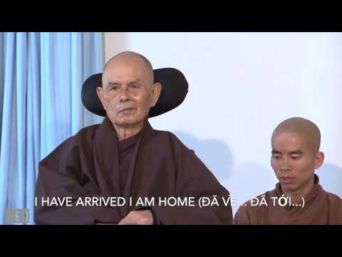 ♪ I have arrived, I am home | Plum Village Song