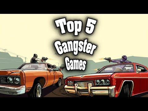 Top 5 Gangster Games Gameplay Video Android/iOS