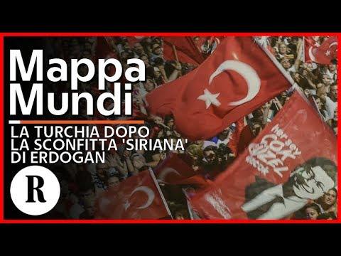La Turchia e l'impero ottomano dopo la sconfitta 'siriana' di Erdogan