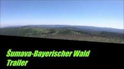 Trekkingtour durch den Böhmisch Bayerischen Wald   Trailer  #Šumava #Bayerischer Wald