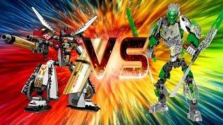 Бионикл 2016 Лева против Нексо Найтс лего фильм. Лего мультики и лего игры для детей. Лего роботы