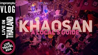 Best Places to Eat & Drink in Khao San Road Bangkok 2018, Ultimate Local's Guide to Khaosan Road