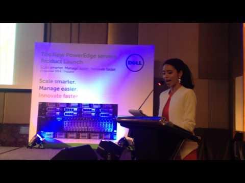 พิธีกรภาษาอังกฤษ Dell seminar