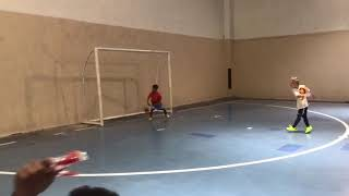 Cobrando penalty 18/01/2019