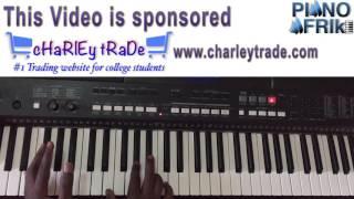 chord inversions intermediate tutorial by piano afrik