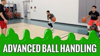Advanced Ball Handling Drills For Point Guards | Basketball Training Series P. 17