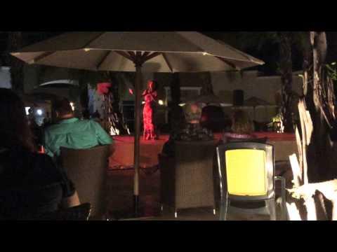 Now Larimar Punta Cana karaoke night