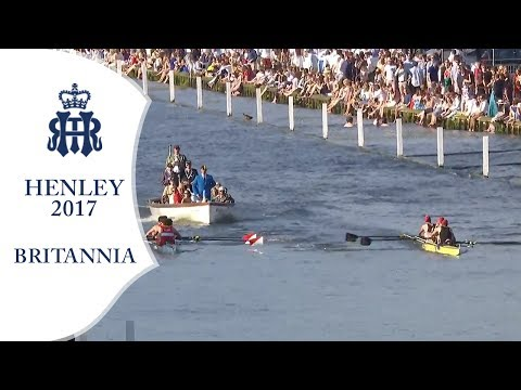 Thames 'A' v Oslo - Britannia | Henley 2017 Semi-Finals
