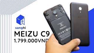 MEIZU C9- Giá chỉ 1tr8, màn hình tràn viền, pin 3000 mAh.