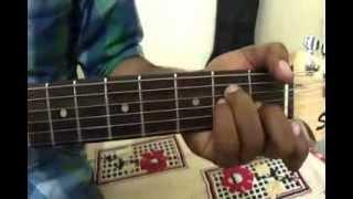 Late Goodbye (POTF) Guitar lesson part 1