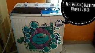 Best Washing Machine Under Rs 10000: Semi Automatic Vs Fully Automatic (Top & Front Load) 2018
