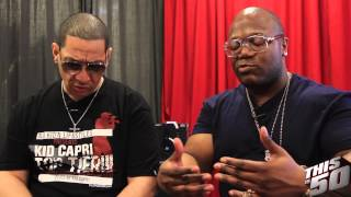 Kid Capri Talks Top Tier; Battle Rap; Diddy; Pac