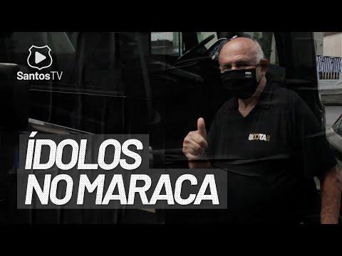 ÍDOLOS MANDAM RECADO E EMBARCAM PARA O RIO
