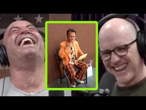 Doug Stanhope Used to Travel With a Suitcase Full of Sex Toys