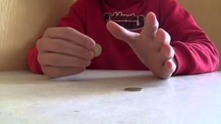 Фокус с монетой и обучение