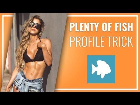 PLENTY OF FISH PROFILE: Funny Bio And Girls Text You First!