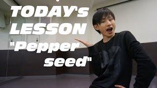 【ヒップホップ】ペパーシート/Pepper seed tutorial