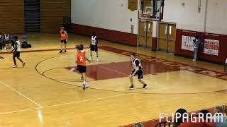 #1 Hunter Williamson GA Stunners AAU Basketball 2018
