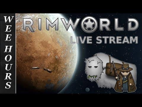 RimWorld Live Stream