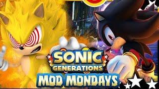 Sonic Generations Fleetway Super Sonic Mod Mondays GIVEAWAY