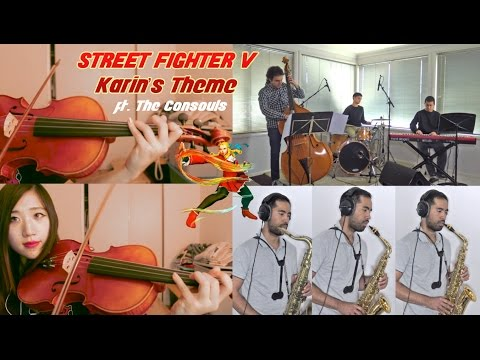 Karin's Theme (Street Fighter V) – xclassicalcatx feat  The